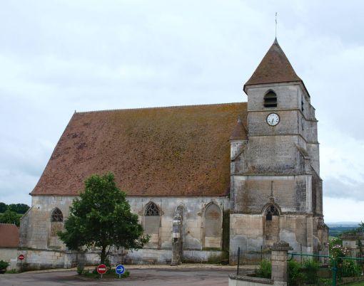 Eglise Taingy