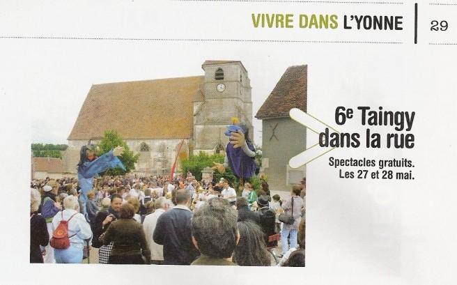 Au fil de l'Yonne