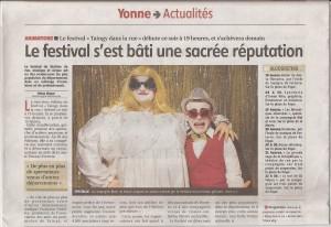 TDR Yonne 30 mai