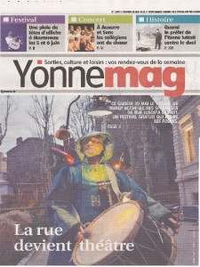 Yonne Mag 2015